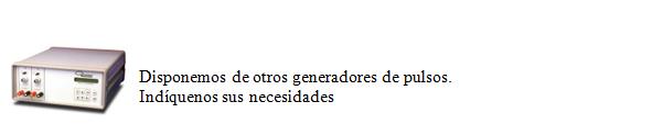 Otros Generadores