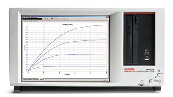 Analizador paramétrico de semiconductores
