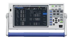 Instrumentos de Medida, S.L. se complace en anunciar el Analizador de Potencia Hioki modelo PW3390.