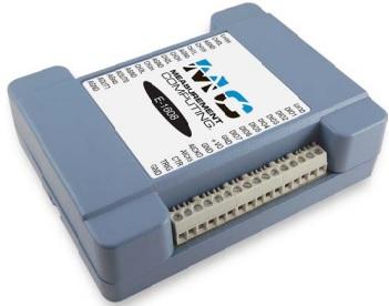 Adquisición de datos Ethernet