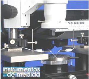 Microposicionadores y sondas