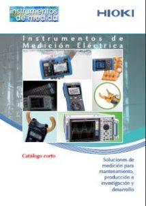 Voltímetros y Multímetros digitales de hasta 7½ dígitos, Hioki