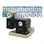 Microposicionador 3 ejes