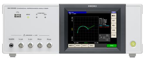 Impedancia electroquímica