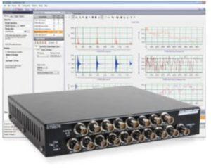 Analizador sonido y vibración