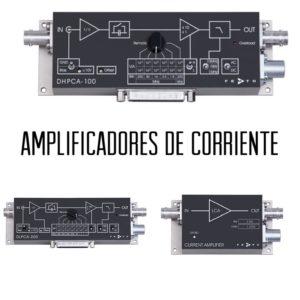 Amplificadores de corriente
