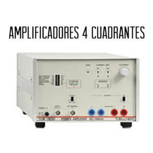 Amplificadores 4 cuadrantes
