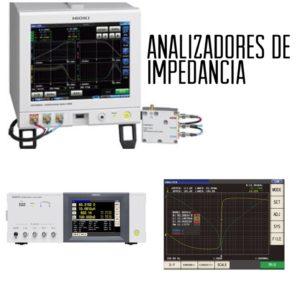 Analizadores de impedancia