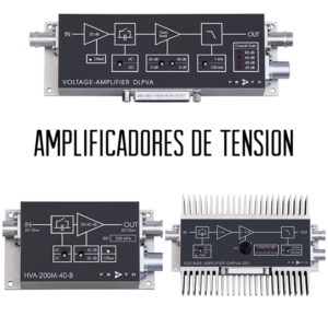 Amplificadores de tensión