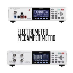 Electrómetros y picoamperímetros