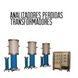 Analizadores pérdidas en transformadores