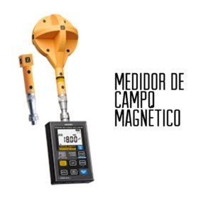 Medidores de campo magnético
