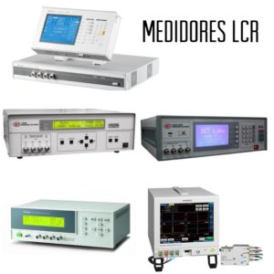 Medidores LCR