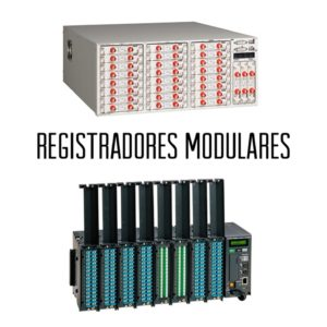 Registradores modulares